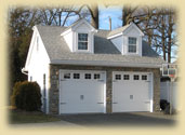 garage addition remodeling contractor in PA