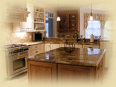 Kitchen and bath design remodeling residential home builders