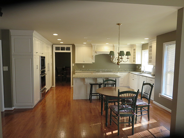 Remodeled Kitchens in Chester County PA
